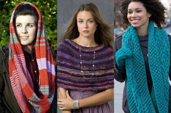 Как длинный шарф