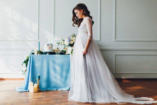 Свадебная модель
