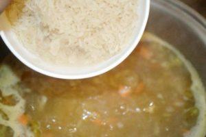 Варка риса