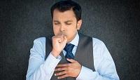 Сухой кашель без температуры