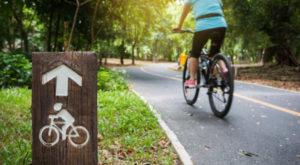 Велосипедная езда