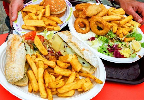 Неправильное питание - одна из причин