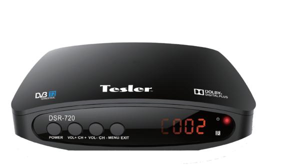 Tesler DSR720