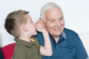 Плохой слух в старости