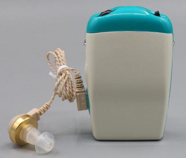 Карманное слуховое устройство