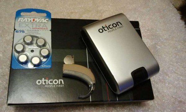 Oticon (Отикон)