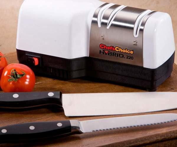 Chefs Choice 220