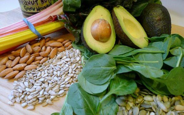 Продукты с витамином