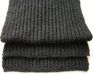 Изготовленный своими руками шарф