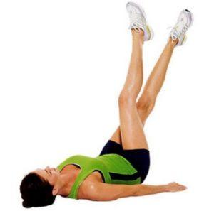 упражнение для бедер и ног
