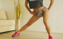 прокачивание мышц ног
