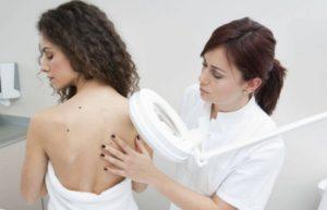 консультация врача дерматолога