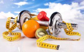 фрукты и упражнения для метаболизма