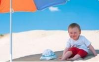 солнечная аллергия у ребенка