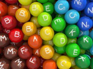 Витамины в масле