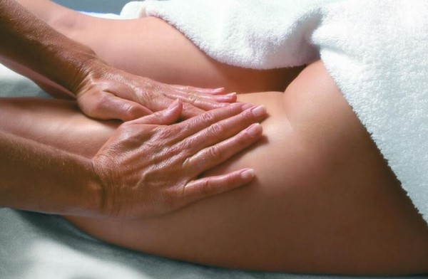 массаж при целлюлите