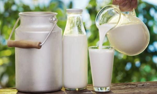 фермерское молоко