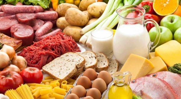 увеличение калорийности рациона