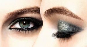 эффект больших глаз