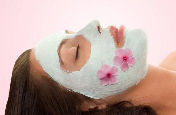 маска для кожи из крахмала