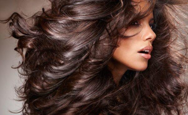 пышные и здоровые волосы