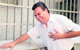 Инфаркт у мужчин
