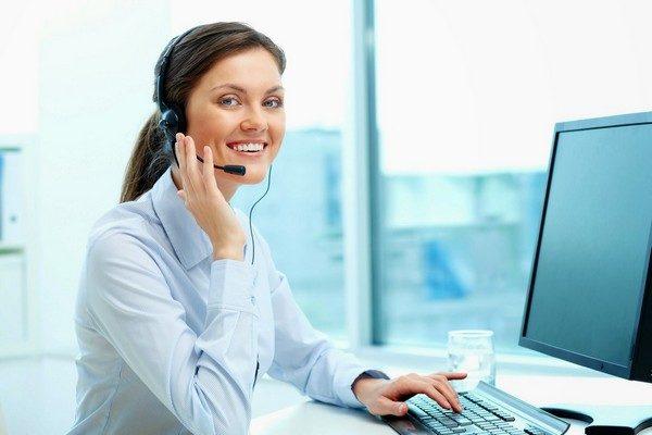 Консультация клиентов онлайн