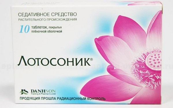 препарат Лотосоник