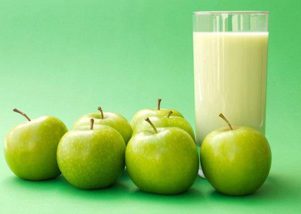 Диета на яблоках и кефире на 7 дней