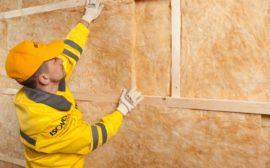 Теплоизоляции стен изнутри