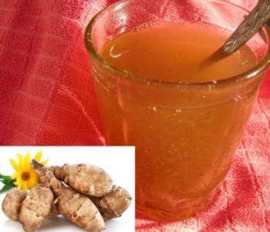 топинамбурный сок