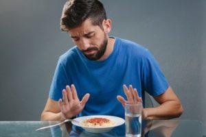 Показание: проблемы с аппетитом