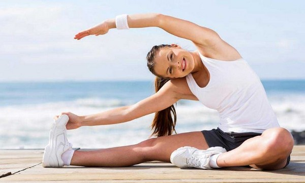 гибкость тела и мышц