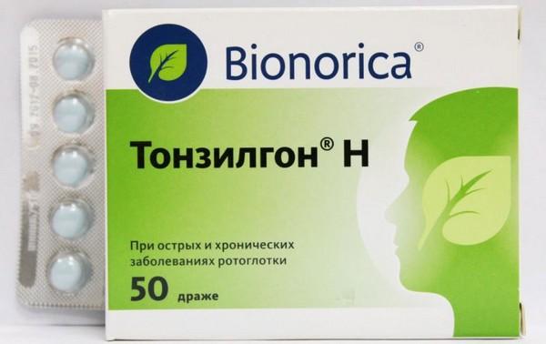 препарат для ротоглотки